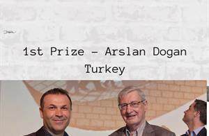 Faculty Member Assoc. Prof. Dogan Arslan Wins Three International Awards