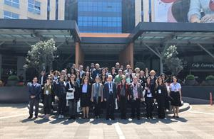 Assist Prof. Dr. Yıldız AKSOY Attended the MOBBING 48th Meeting