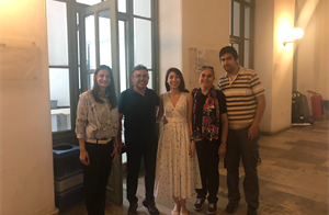 Assoc. Prof. Dr. Yıldız AKSOY participated in the Thesis Jury