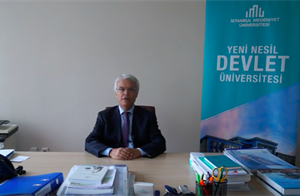 Dean Prof.Dr. Kadir PEKTAŞ's 2019-2010 Academic Year Candidate Student Invitation Video